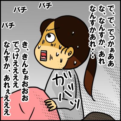 虫嫌いな夫が、息子のためにトッサに取った行動が…すごい!(笑)の画像4