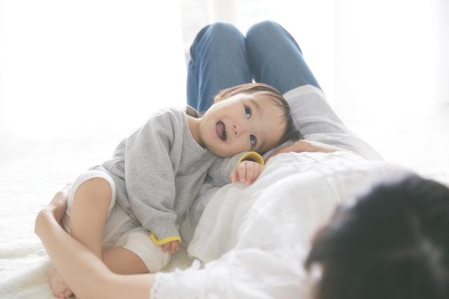うしろ姿にも、子どもは親の愛を感じる。の画像1