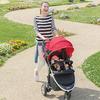 赤ちゃんの快適さとママの使いやすさ。初めてのベビーカーを選ぶ時に知っておきたいこととは?のタイトル画像