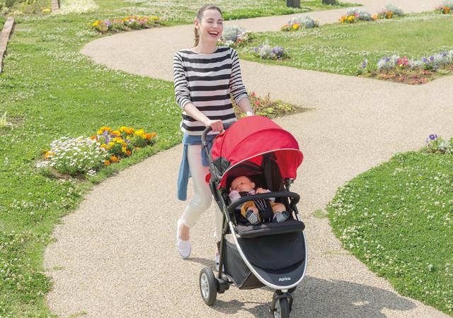 赤ちゃんの快適さとママの使いやすさ。初めてのベビーカーを選ぶ時に知っておきたいこととは?の画像1