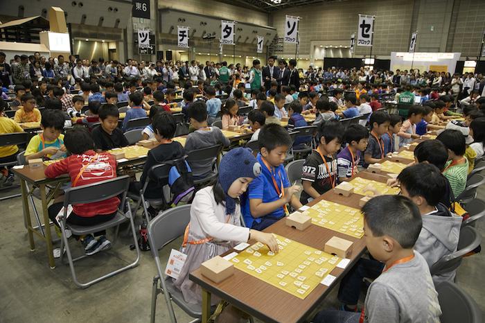 中学生プロ棋士・藤井聡太四段もかつては負けて大泣き!? 子どもの将棋大会に遊びに行こう の画像2
