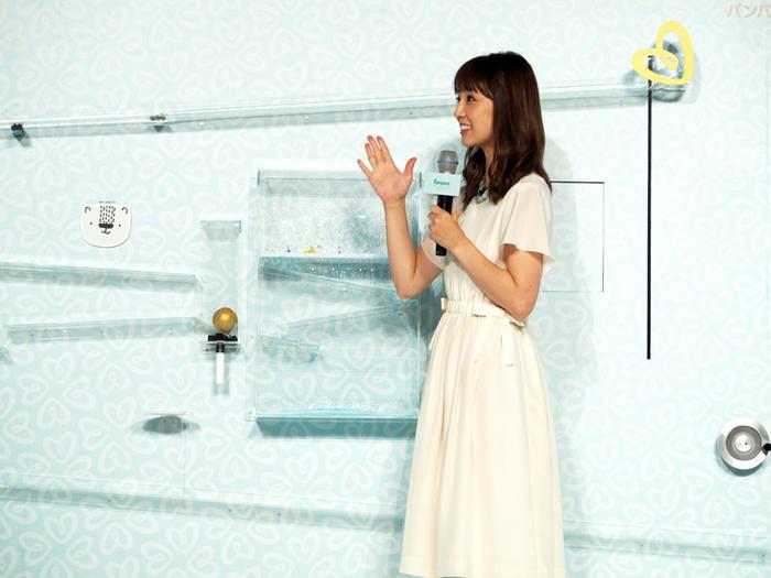 敏感なお肌に、パンパースの新しい「いちばん」を。小倉優子さんも登場したイベントに潜入!の画像10