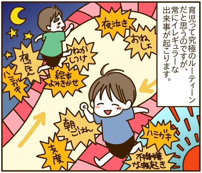 叫ばずにいられるか!実録「夏休みのワンオペ育児」〜我が家の場合〜の画像4