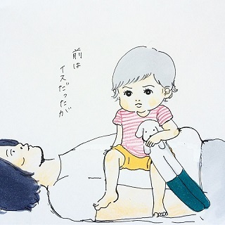 """兄の頭をポンっ。姉兄を年下扱いする""""あねご肌な末っ子""""が結局、可愛い。の画像20"""