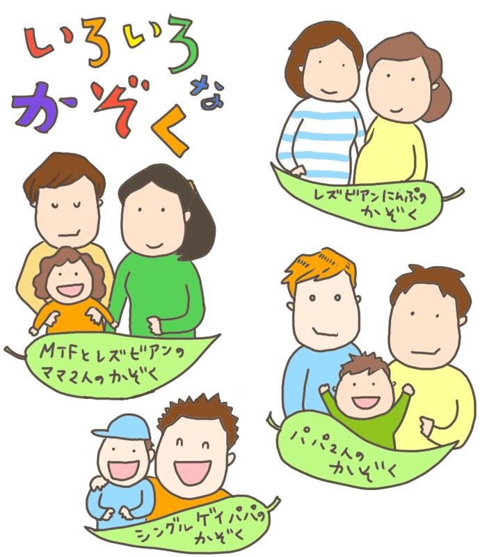 """「好きだから、家族になった」ママがふたりの""""LGBT家族""""ができるまで [前編]の画像6"""