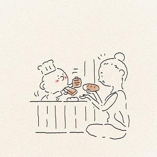 世界一かわいいパン屋さん!?パパお手製「つむパン」にいらっしゃいませ!の画像11