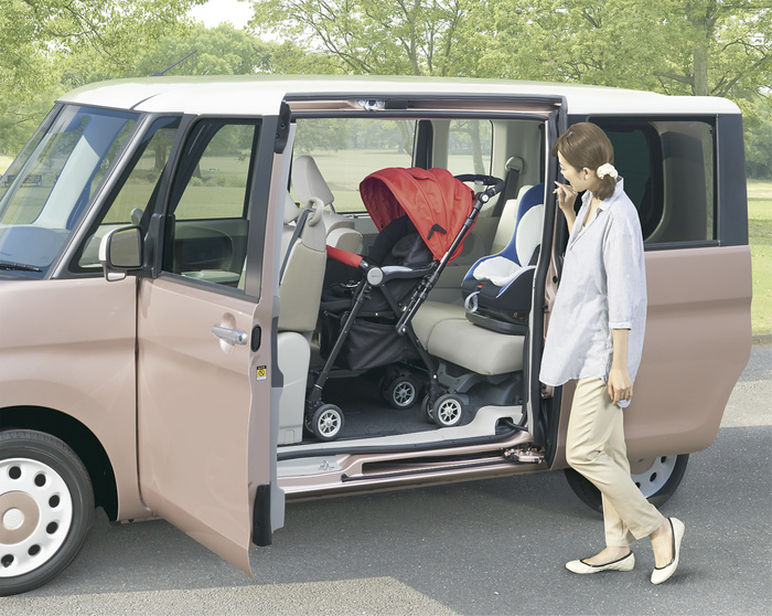 シンデレラ(32)が出会った、子育てに最適な車とは?の画像12