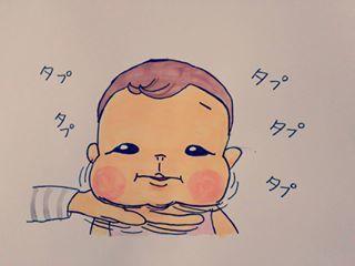 魅惑のむっちりほっぺがたまらない!「おもち系赤ちゃん」の癒やしパワーが…すごい♡の画像3