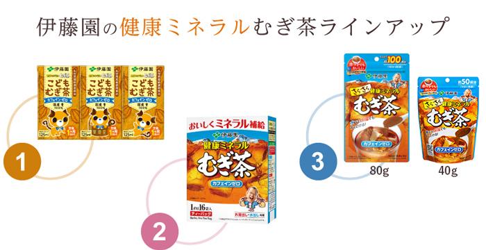 """安心・安全に飲める""""乳児用規格適用食品""""の「健康ミネラルむぎ茶」で冬の健康習慣をはじめましょう!の画像11"""