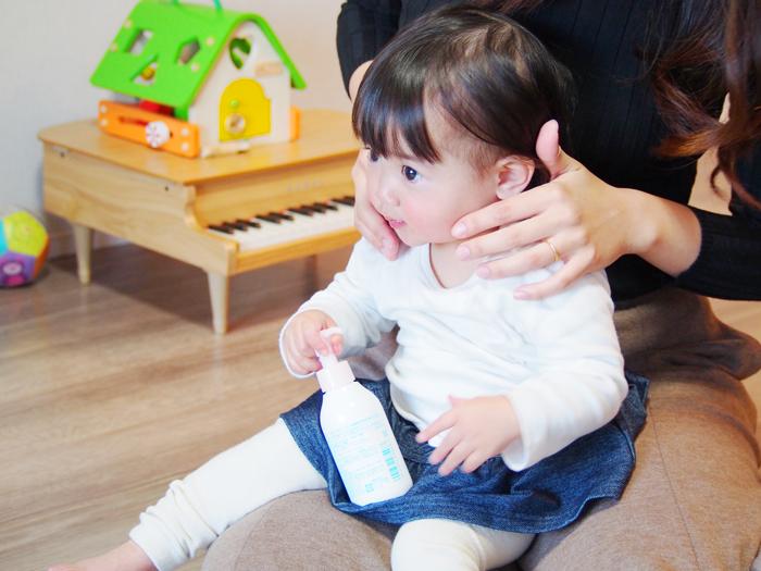 すこやかな肌は未来への贈り物。赤ちゃんの肌を想ったスキンケアシリーズを使ってみると…の画像15