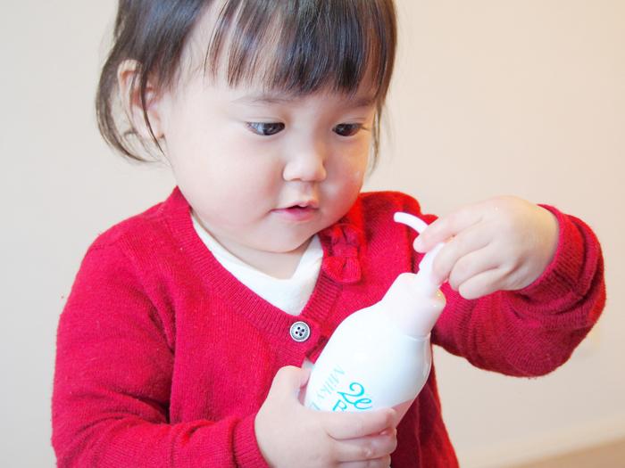 すこやかな肌は未来への贈り物。赤ちゃんの肌を想ったスキンケアシリーズを使ってみると…の画像17