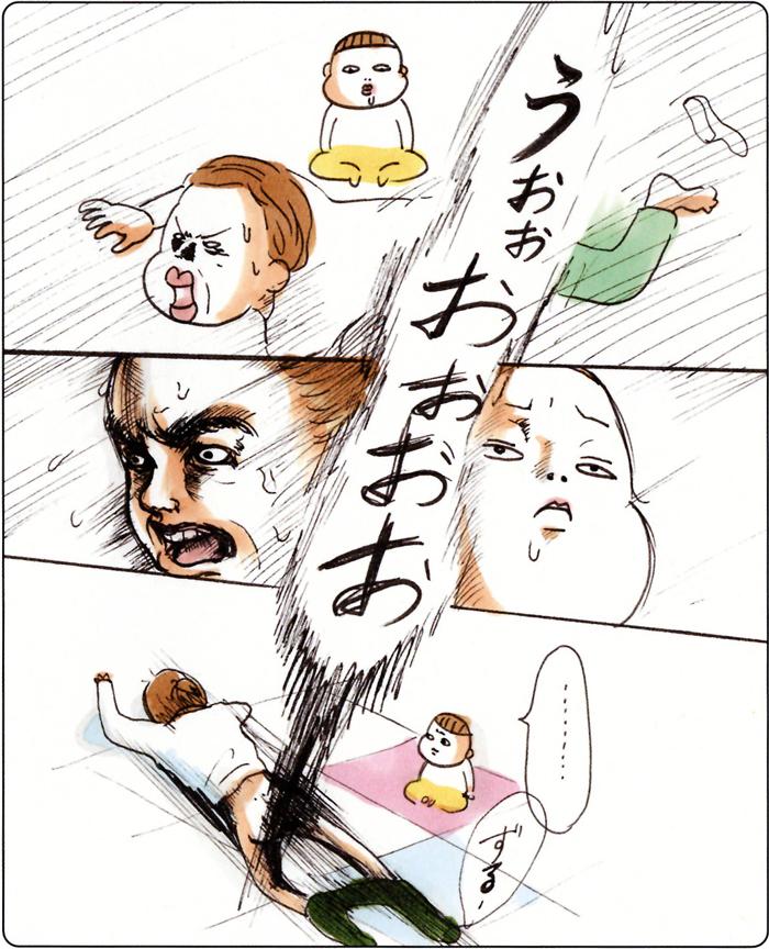 食べながら寝ちゃう娘がかわいい♡しかし、パパの感想に衝撃が走る…!(笑)の画像14