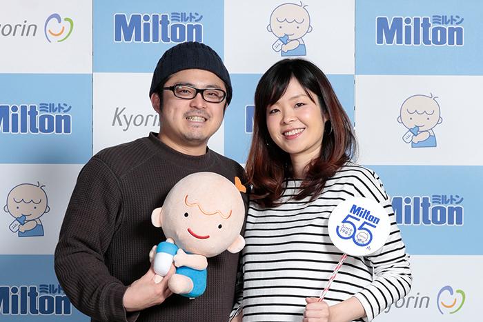 3月10日はミルトンの日。出産前の家族に贈る、スペシャルイベントの全貌とは!?の画像13