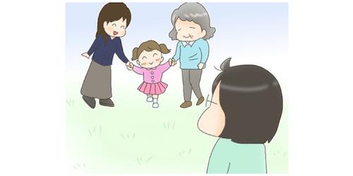 """""""ワンオペ育児状態""""の私。他の家族を見て「うらやましい」と思っていたけれど…のタイトル画像"""