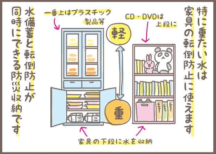 収納がそのまま「防災対策」になる方法とは?/子育て+α防災集(6)の画像5