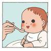 離乳食を始める時期は、アレルギーに関係あるの?のタイトル画像