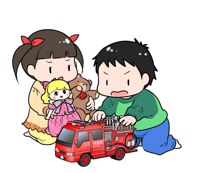 ごっこ遊びと親はどう関わればいいの?おもちゃコンサルタントが答えるお悩み相談室 vol.4の画像1
