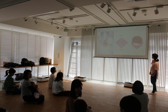 初の参加型イベント「コノビーCafe」で、産後の体ケアトレーニングを体験しました! の画像1
