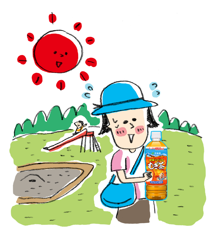 安心・安全が目に見えて分かる!夏の暑さ対策に、伊藤園「健康ミネラルむぎ茶」!の画像48