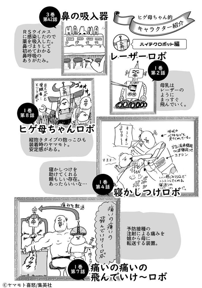Q「ヤマモトさん、どうして裸でヒゲの母キャラに?」A「それは…」の画像3