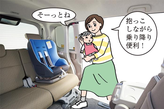 ゆったり子育て!ママのかゆい所に手が届くファミリーカーを1日体験!の画像14