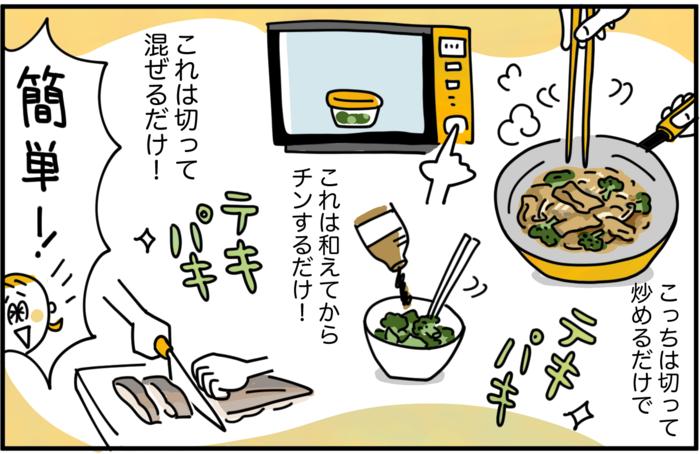 毎日の食卓に彩りを。マンネリ化に悩むママが「常備菜」セットを使ってみた!の画像14