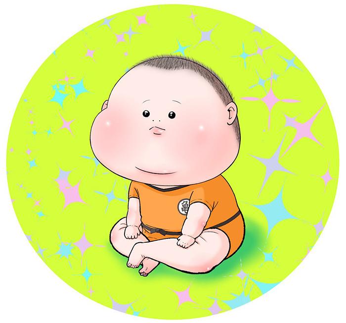 寝返りはできないけど段差はちょっと…(笑)ぷにぷに男子の生態集!!の画像15