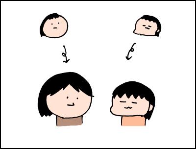 娘の前髪カットがかわいすぎて♡思わず…やってもうたぁ〜!なトホホ話の画像1