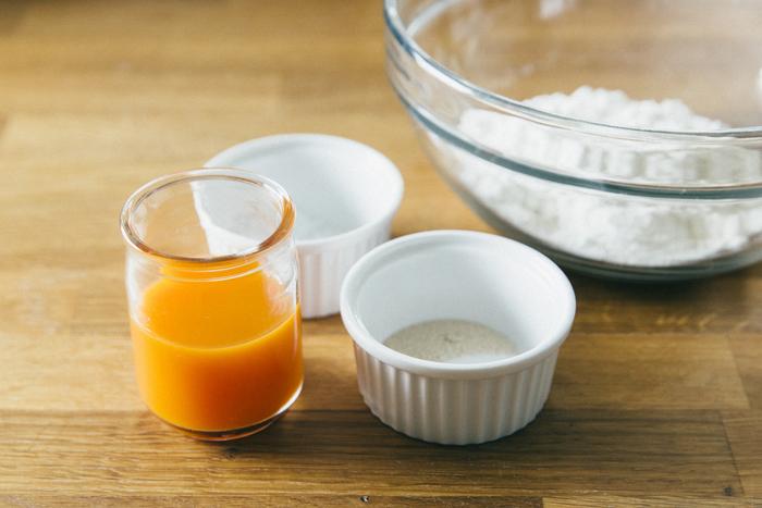 離乳食にも!「前の日5分→朝10分」の手作り野菜スティックパン♪の画像5