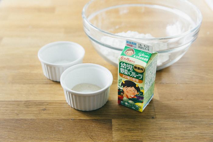 離乳食にも!「前の日5分→朝10分」の手作り野菜スティックパン♪の画像3
