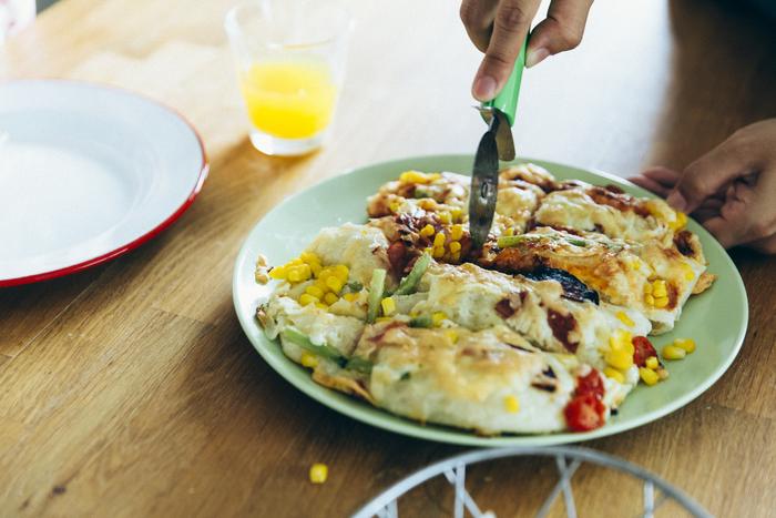 こんなに簡単でいいの?子どもと一緒に生地から作る「おうちピザ」の画像26