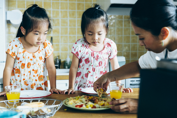 こんなに簡単でいいの?子どもと一緒に生地から作る「おうちピザ」の画像29