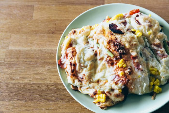 こんなに簡単でいいの?子どもと一緒に生地から作る「おうちピザ」の画像25