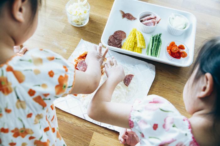 こんなに簡単でいいの?子どもと一緒に生地から作る「おうちピザ」の画像20