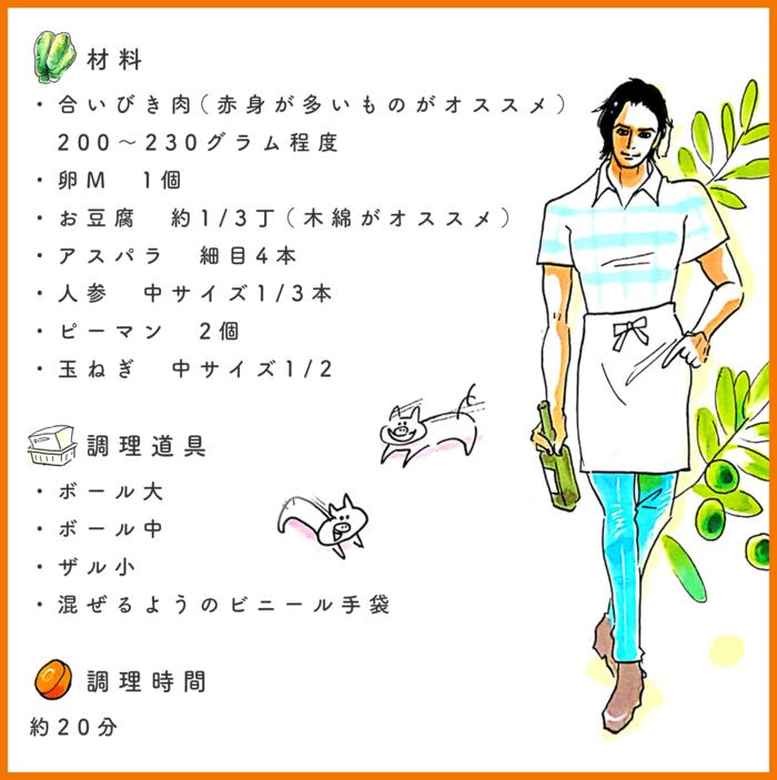 【マンガ飯!】スゴ腕シェフの離乳食ハンバーグを作ってみた!の画像5