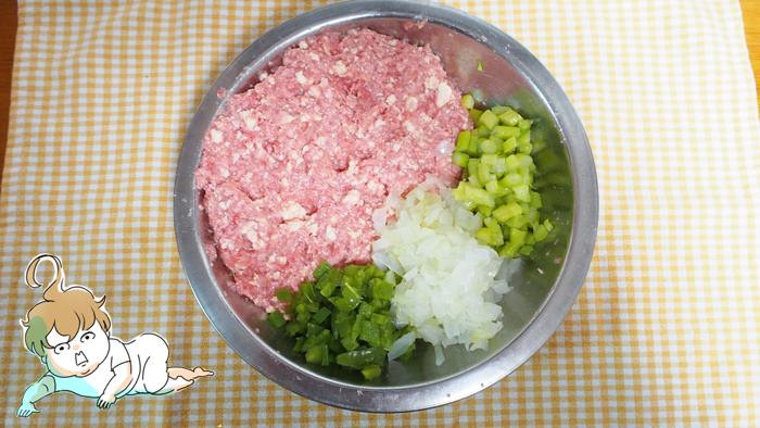 【マンガ飯!】スゴ腕シェフの離乳食ハンバーグを作ってみた!の画像19