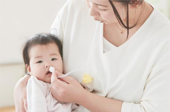 赤ちゃんの鼻づまり、なんとかしてあげたい!我が家で役立ったケアグッズは…の画像32
