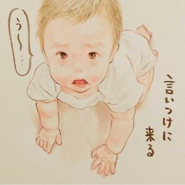 最高に癒されるイラストで大人気!shirokumaさんに2人育児についてインタビューしました!の画像9