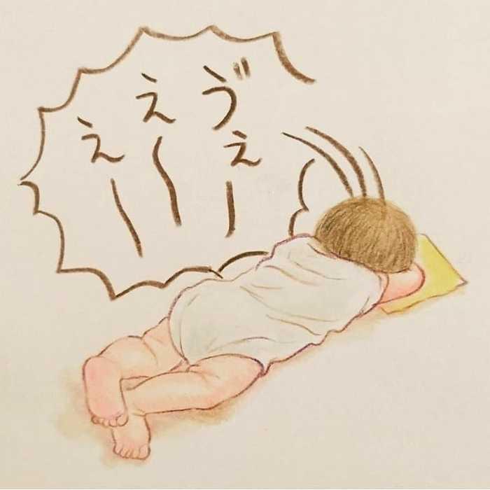 最高に癒されるイラストで大人気!shirokumaさんに2人育児についてインタビューしました!の画像7
