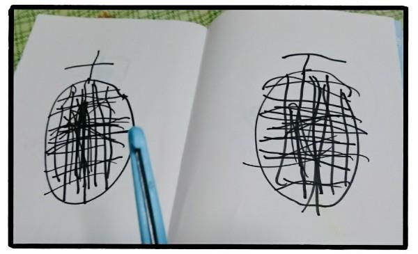 文字がなくても、絵から伝わる息子の気持ち。それが…何でこうなる!?(笑)の画像3