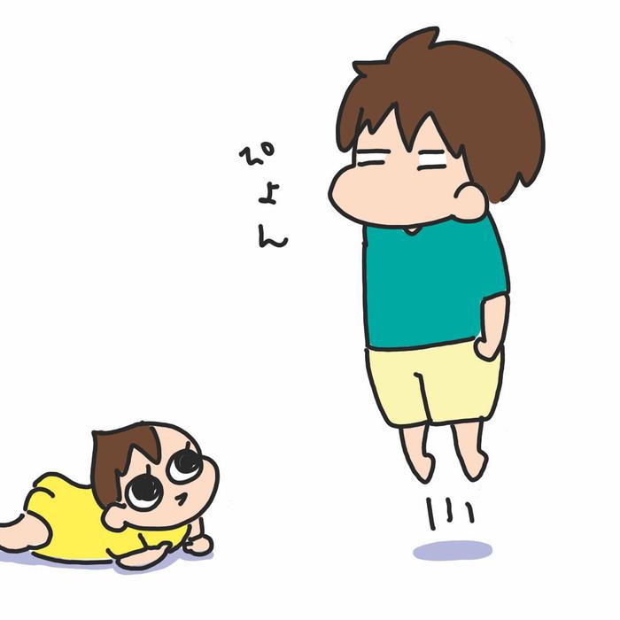 「よっしゃ寝た!」...からの動きが想定外すぎる(笑)の画像1