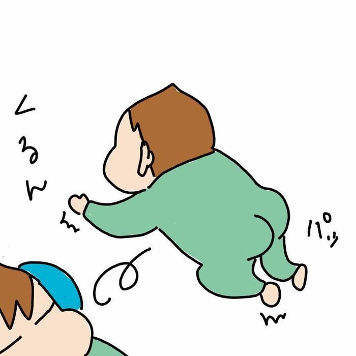 「よっしゃ寝た!」...からの動きが想定外すぎる(笑)の画像20