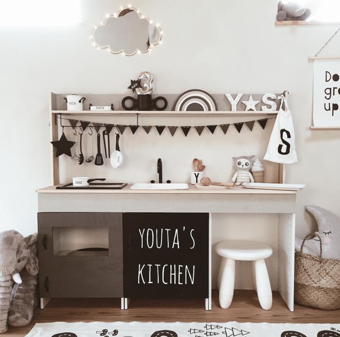 えっ、これが手作り!?イマドキ「ままごとキッチン」のクオリティが凄すぎる!の画像1