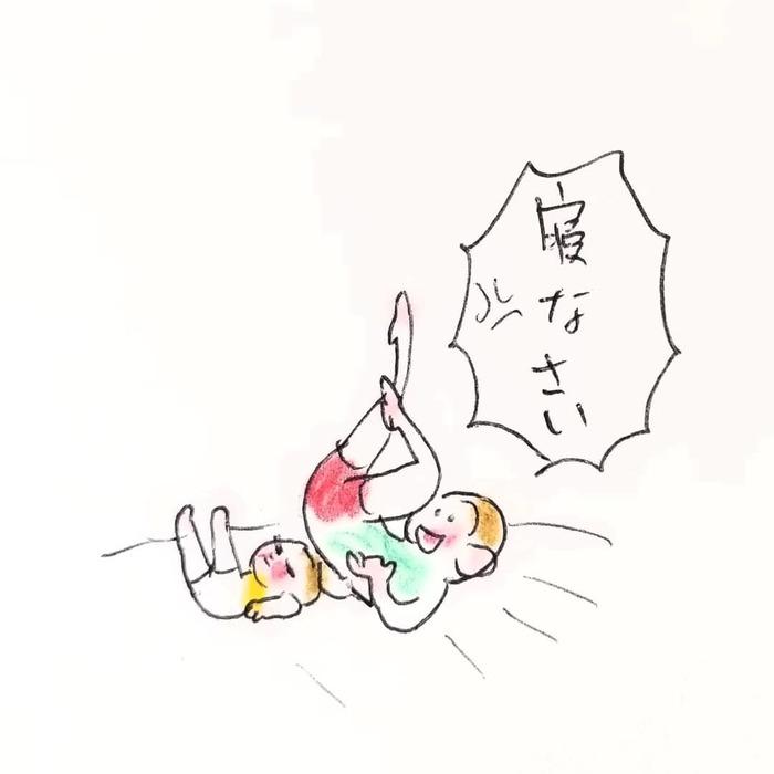 「なんて言ってるんだろう(笑)」一生懸命お話する2歳児が可愛すぎ..♡の画像4