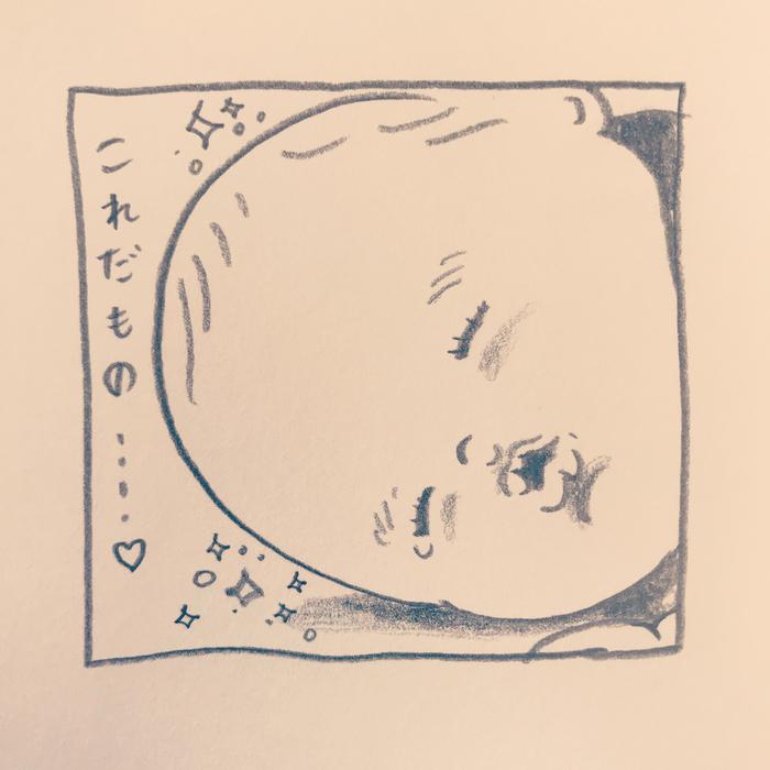 たまらん...!0歳児のとにかく可愛いポイントはココ♡の画像12