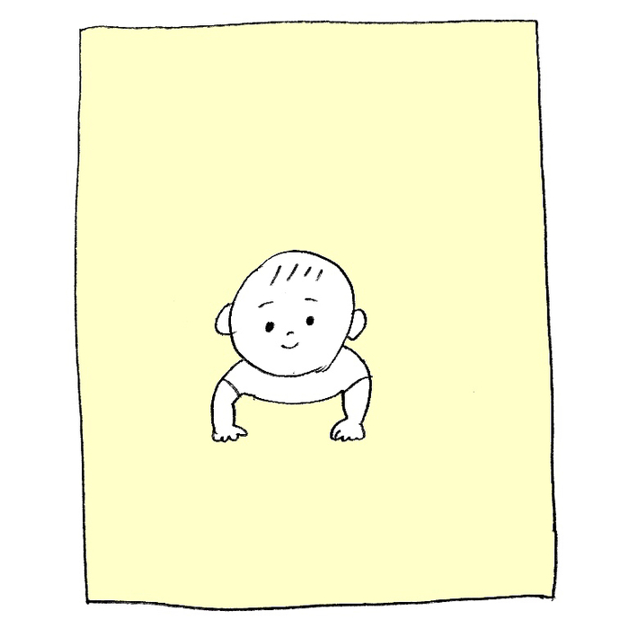 たまらん...!0歳児のとにかく可愛いポイントはココ♡の画像4