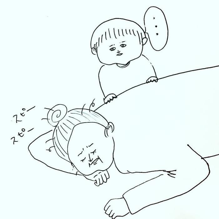 「今から仕事なんて、嘘、やだ、信じらんない…」働くママ大共感の育児奮闘記!の画像11