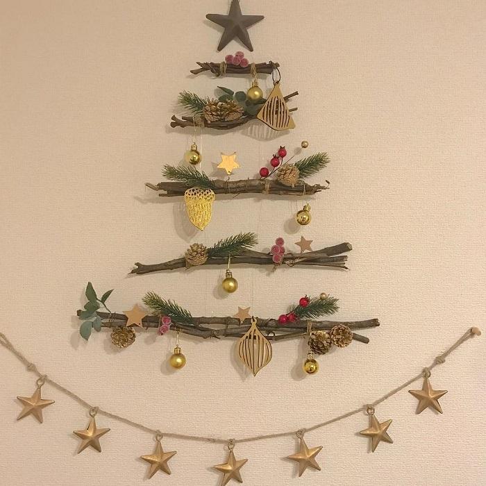"""ポイントは""""壁""""!親子で楽しめる「クリスマスの飾りづけ」アイデア集★の画像6"""