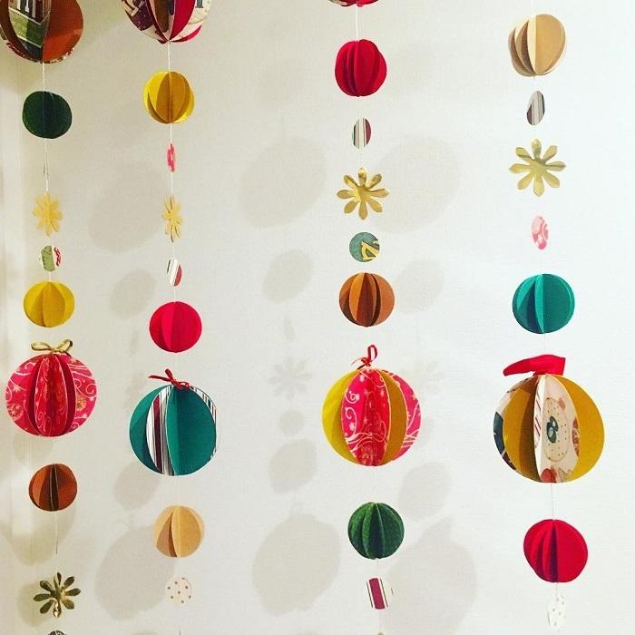 """ポイントは""""壁""""!親子で楽しめる「クリスマスの飾りづけ」アイデア集★の画像11"""