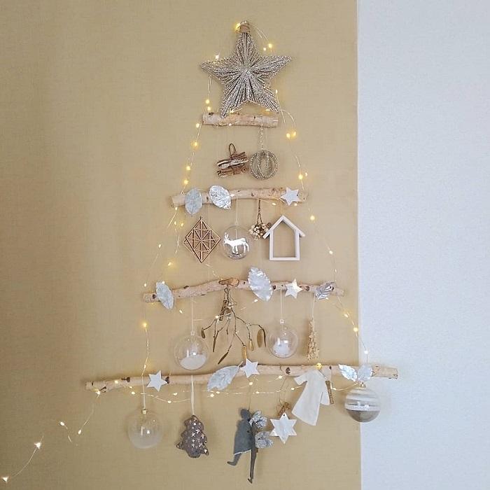 """ポイントは""""壁""""!親子で楽しめる「クリスマスの飾りづけ」アイデア集★の画像7"""